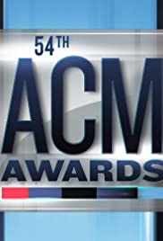 54th Annual Academy of Country Music Awards Poster