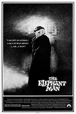 The Elephant Man Poster Image