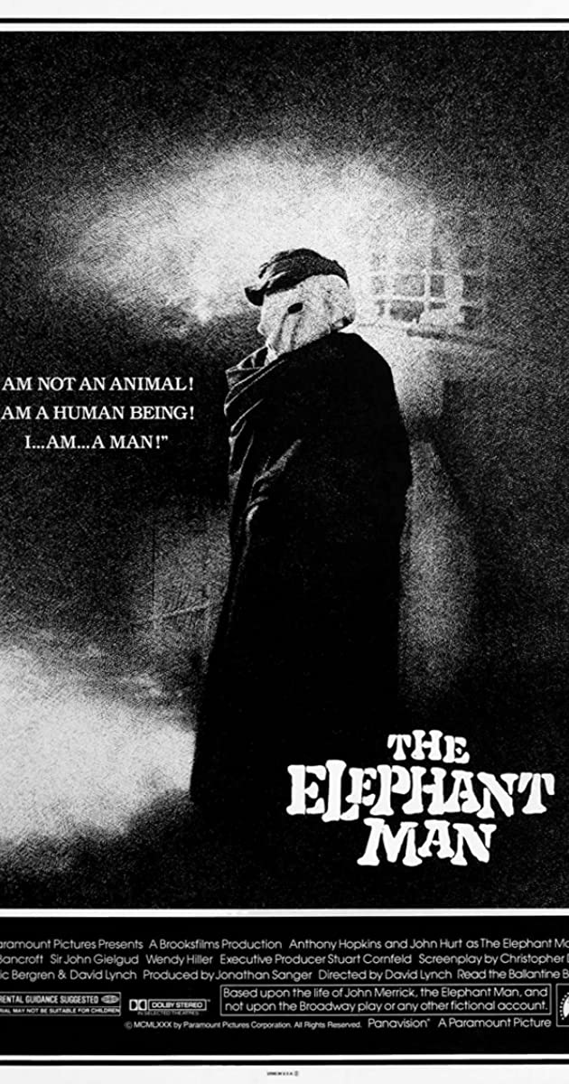 Watch Full HD Movie The Elephant Man (1980)