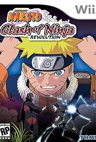 Primary photo for Naruto: Clash of Ninja Revolution