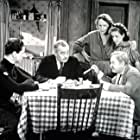 George Cleveland, Jackie Cooper, Marjorie Main, Guy Usher, and Maureen O'Connor in Boy of the Streets (1937)