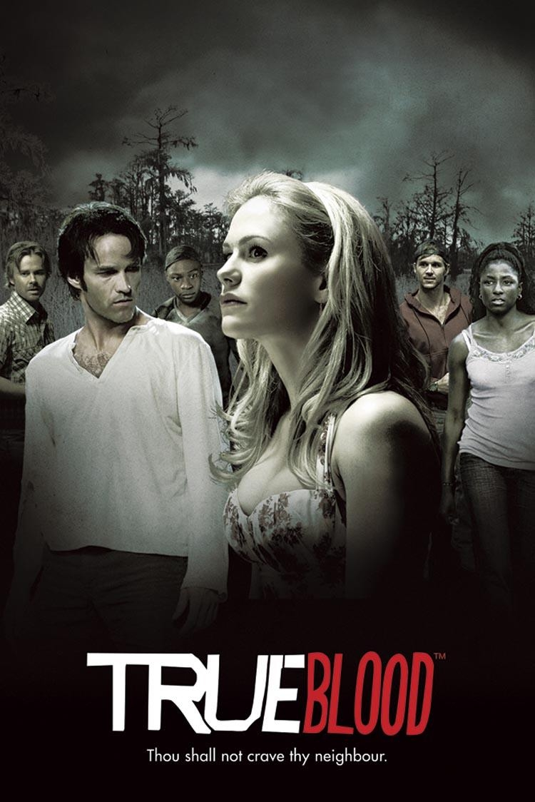 True Blood Season 7 COMPLETE BluRay 480p, 720p & 1080p
