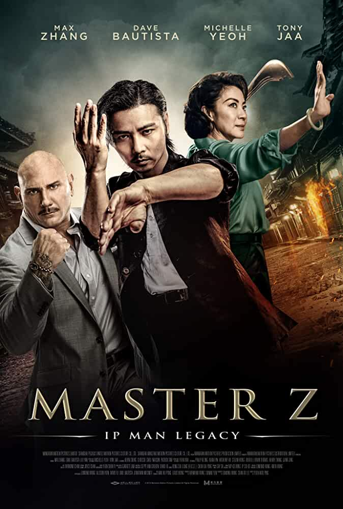 Master Z: The Ip Man Legacy (2018) Hindi Dubbed