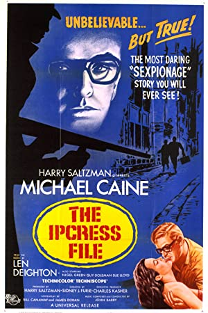 Where to stream The Ipcress File