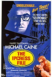 The Ipcress File (1965) Poster - Movie Forum, Cast, Reviews