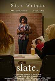 Slate. Poster