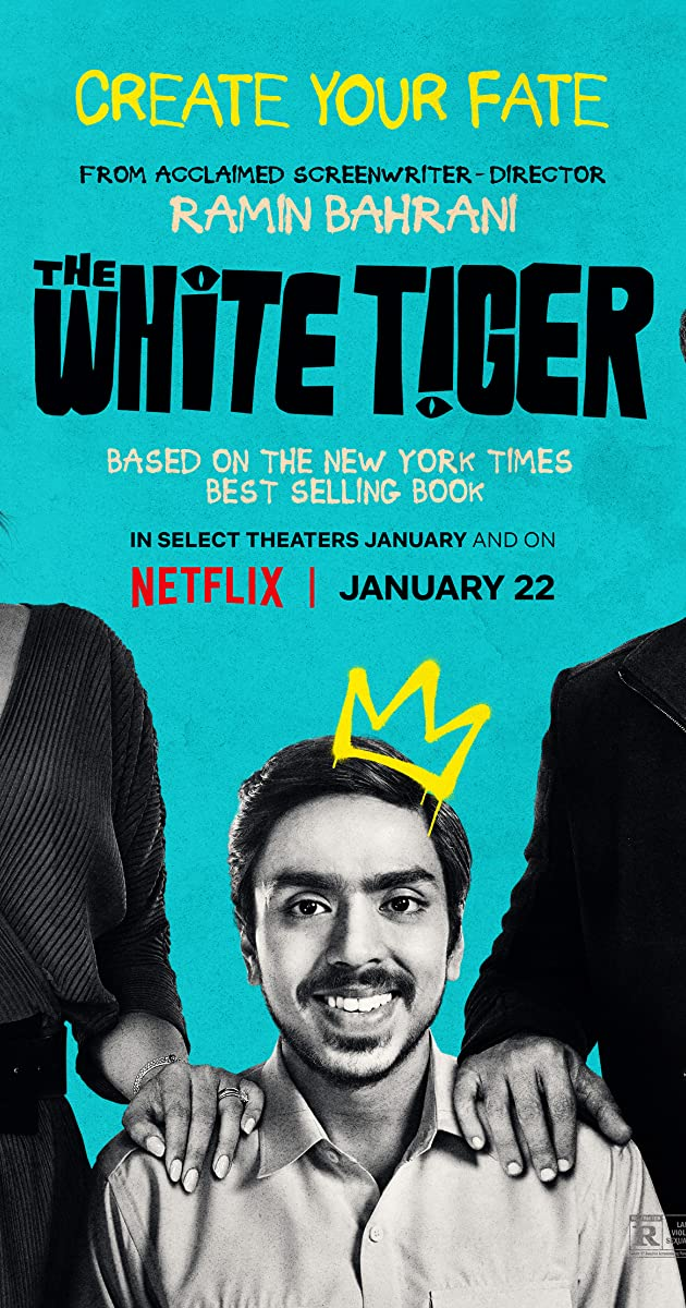 Free Download The White Tiger Full Movie