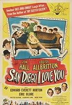 San Diego I Love You