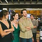 Giampaolo Morelli, Desirée Popper, and Andrea Delogu in Divorzio a Las Vegas (2020)