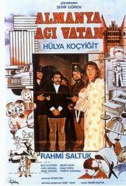 Almanya aci vatan Poster
