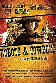 Robots & Cowboys Poster