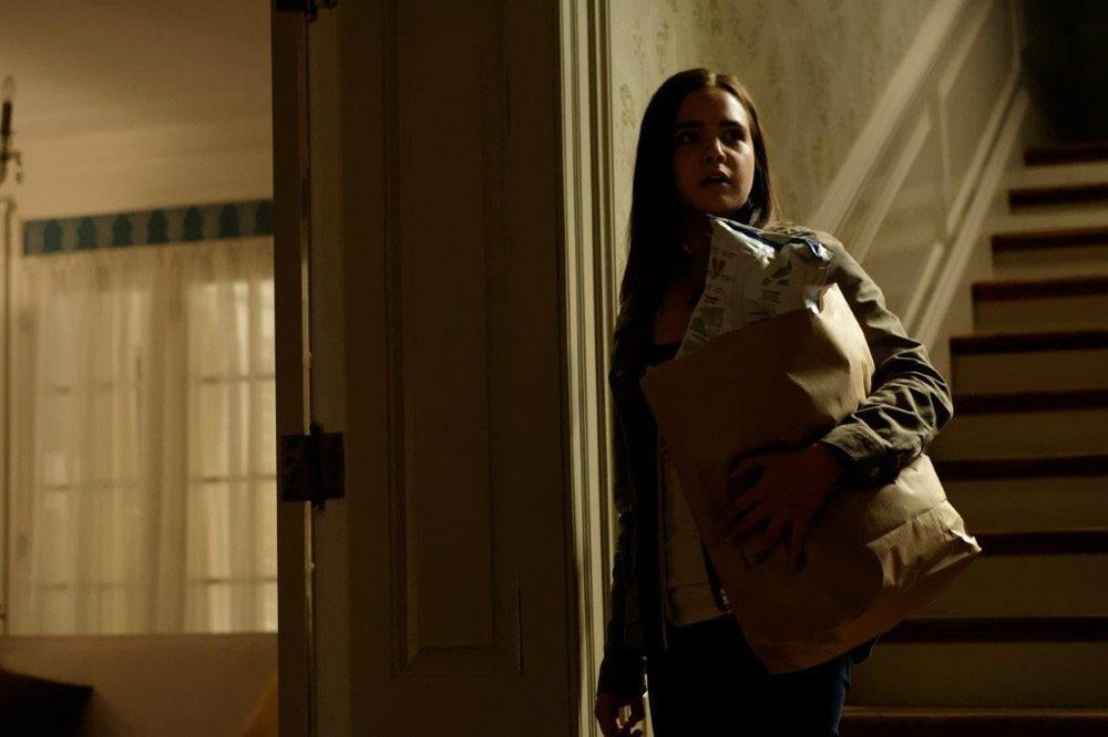 Bailee Madison in The Night Before Halloween (2016)
