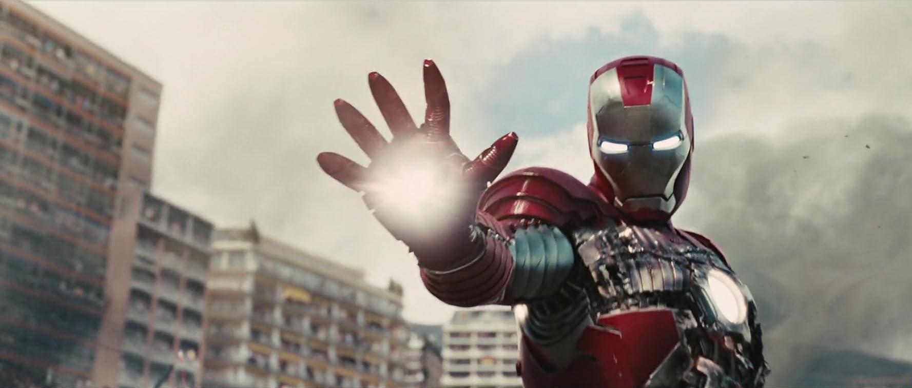 Robert Downey Jr. in Iron Man 2 (2010)