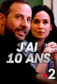 Fred Testot and Amelle Chahbi in J'ai 10 ans (2020)