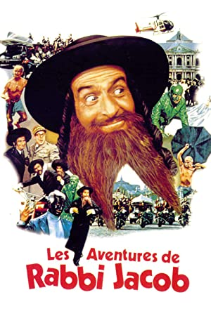 The Mad Adventures of Rabbi Jacob Poster Image