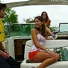 Lance Henriksen, Briana Evigan, Sarah Karges, and Ben Elliott Paez in Paranormal Island (2014)