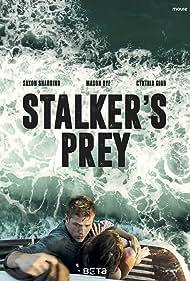 Cynthia Gibb, Saxon Sharbino, and Mason Dye in Stalker's Prey (2017)