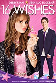 Jean-Luc Bilodeau and Debby Ryan in 16 Wishes (2010)