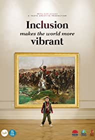 George Holahan-Cantwell in Inclusion Makes the World More Vibrant (2018)