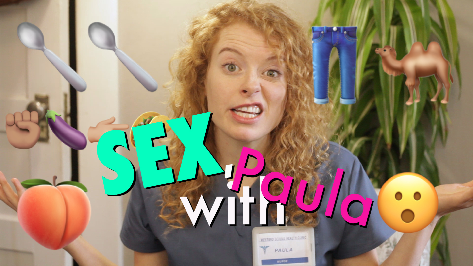 Paula Burrows in What Even Is Sex? (2017)