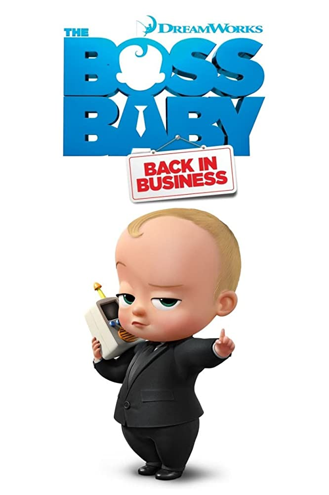 The Boss Baby: Back in Business (2018) Season 1