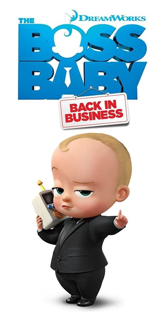 the boss baby back in business tv series 2018 imdb. Black Bedroom Furniture Sets. Home Design Ideas