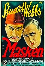 Masken Poster