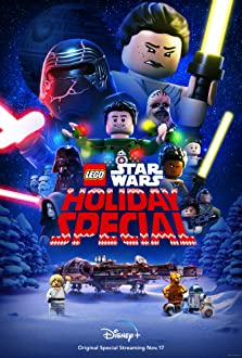 The Lego Star Wars Holiday Special (2020 TV Short)