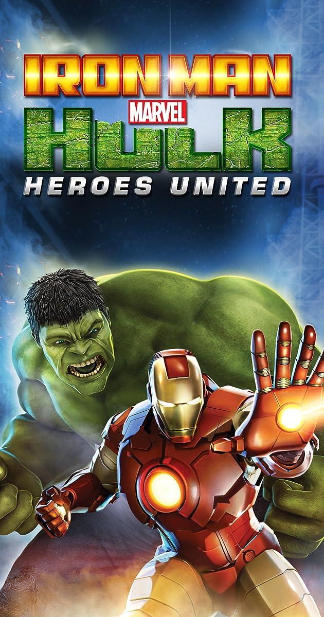 Subtitle of Iron Man & Hulk: Heroes United
