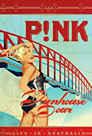 Pink: Funhouse Tour: Live in Australia (2009) Poster - Movie Forum, Cast, Reviews