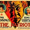 Emil Jannings, Lewis Stone, and Florence Vidor in The Patriot (1928)