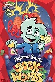 Pajama Sam's Sock Works Poster