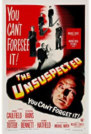 The Unsuspected (1947) ONLINE SEHEN