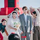 Shin Min-a, Kim Joo-Yeon, Yoon Seok Hyun, Cha Cheong-hwa, and Kim Seon-Ho in Gaetmaeul Chachacha (2021)