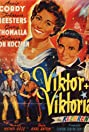 Viktor and Viktoria (1957) Poster