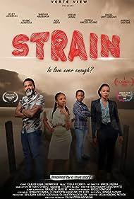 Nifemi Lawal, Angel Unigwe, Shushu Abubakar, and Okey Uzoeshi in Strain (2020)