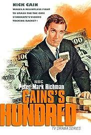 Cain's Hundred Poster