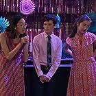 Madison Hu, Olivia Rodrigo, and Nicolas Cantu in Bizaardvark (2016)