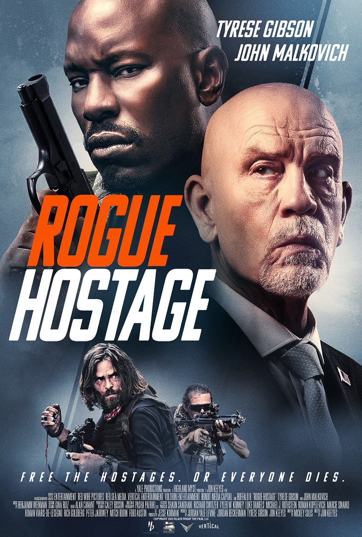 Download Rogue Hostage (2021) Telugu Dubbed (Voice Over) & English [Dual Audio] WebRip 720p [1XBET] Full Movie Online On 1xcinema.com