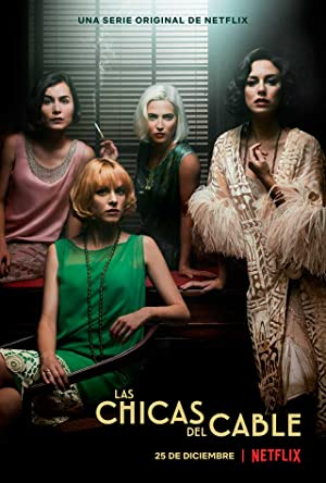 View Cable Girls - Season 4 TV Series poster on 123movies
