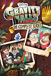 One Crazy Summer: A Look Back at Gravity Falls Poster