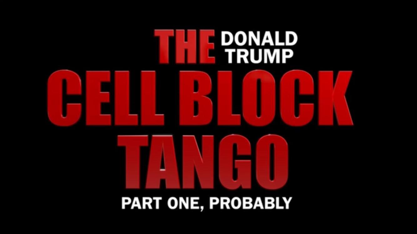 The Donald Trump Cell Block Tango (2019) - IMDb