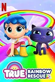 True: Rainbow Rescue Poster