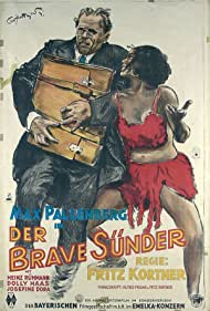 Max Pallenberg and Rose Poindexter in Der brave Sünder (1931)