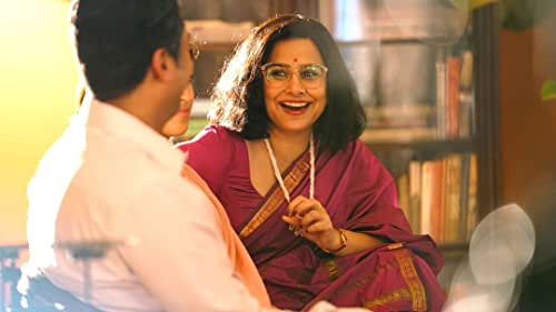 Styling Vidya Balan   Behind the Scenes of 'Shakuntala Devi'