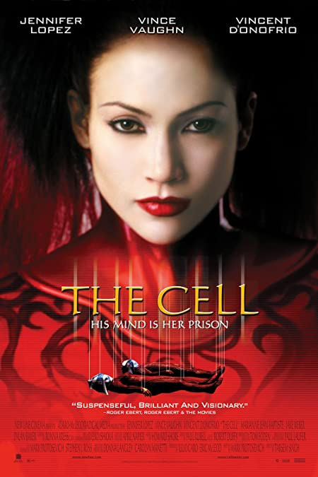 [18+] The Cell (2000) Dual Audio [Hindi+English] UNRATED Blu-Ray – 480P   720P – x264 – 370MB