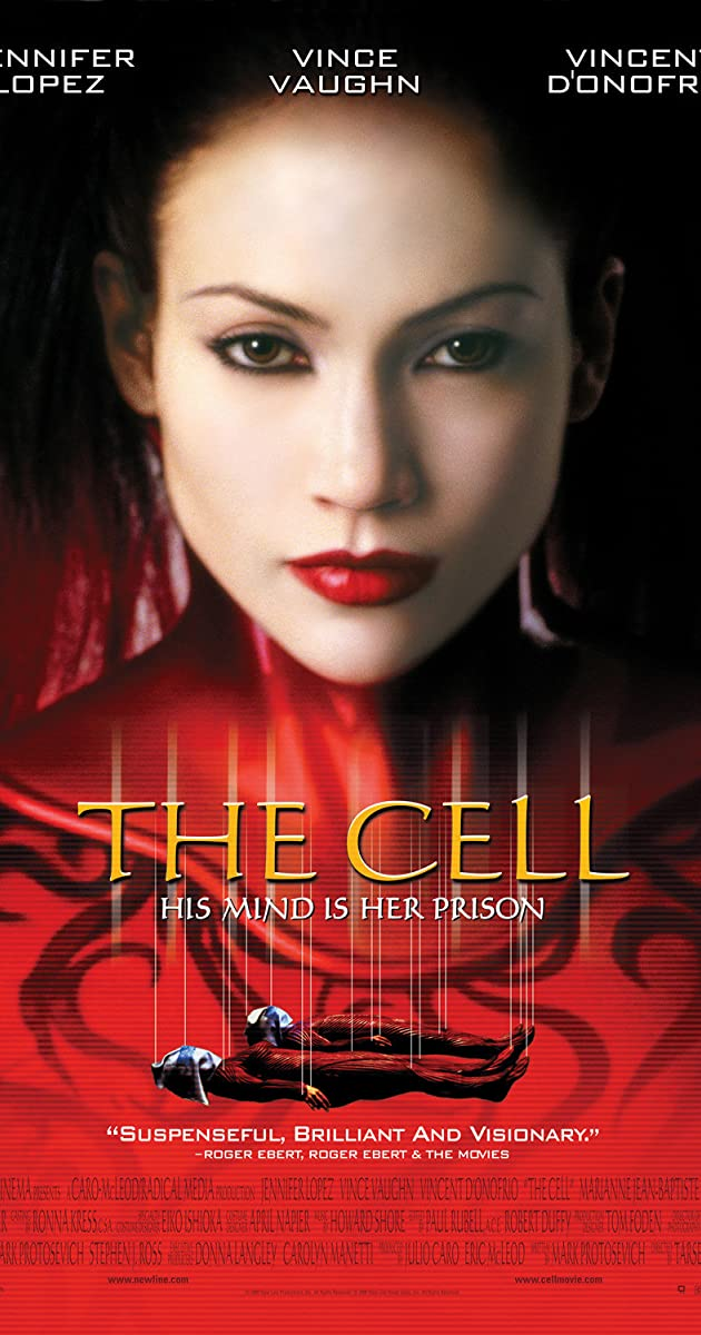 Watch Full HD Movie The Cell (2000)