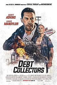 Scott Adkins and Louis Mandylor in The Debt Collector 2 (2020)