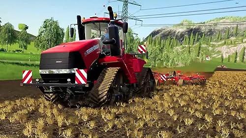 Farming Simulator 19: Alpine Farming Expansion: Farm the Mountaintop Trailer