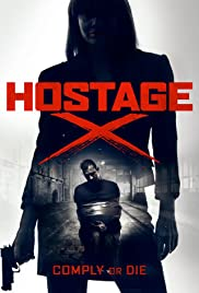 Hostage X Poster